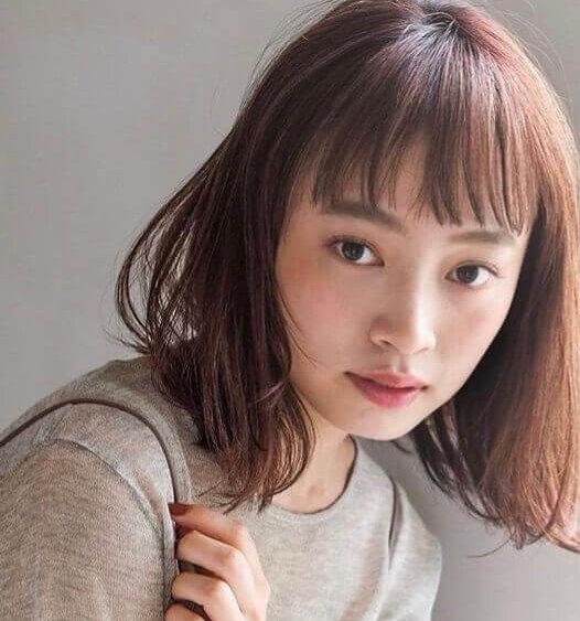 【大人ヘア6選】40代・30代向け「厚め前髪スタイル」、ショート〜ロングまで!【2021夏の髪型】