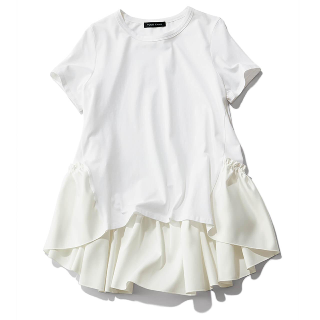 Tシャツ¥23100/YOKO CHAN
