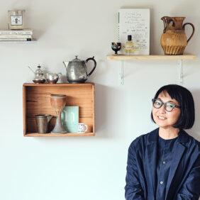 【石井佳苗さん】お気に入りの雑貨をたっぷり愛でられる「壁付けDIY」