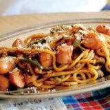 「スパゲッティナポリタン」レシピ/ワタナベマキさん