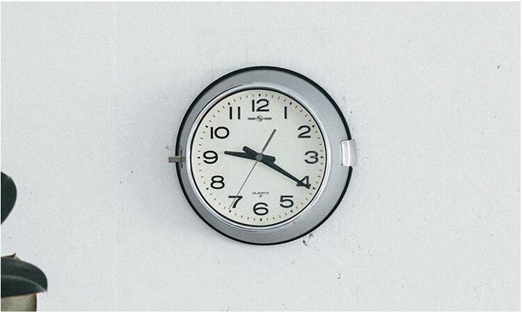 SEIKO WALL CLOCK(直径22㎝)¥20900/パシフィック ファニチャー サービス