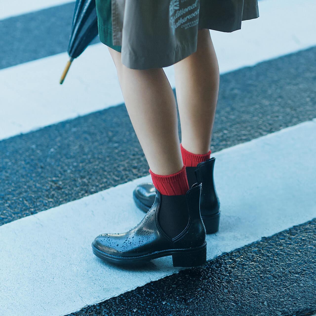 靴(6月9日発売)¥25300/マッキントッシュ青山店