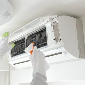 エアコンの大掃除