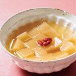 アイキャッチ画像:【台湾スイーツレシピ】「台湾茶の寒天ゼリー」レシピ/真藤舞衣子さん