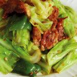 アイキャッチ画像:【フライパンひとつで回鍋肉】「回鍋肉」レシピ/藤井 恵さん