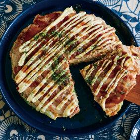 「豚バラのお好み焼き風卵焼き」レシピ/きじまりゅうたさん