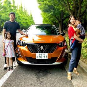 プジョーで見つかる「私にちょうどいい車」〜LEE always with PEUGEOT〜