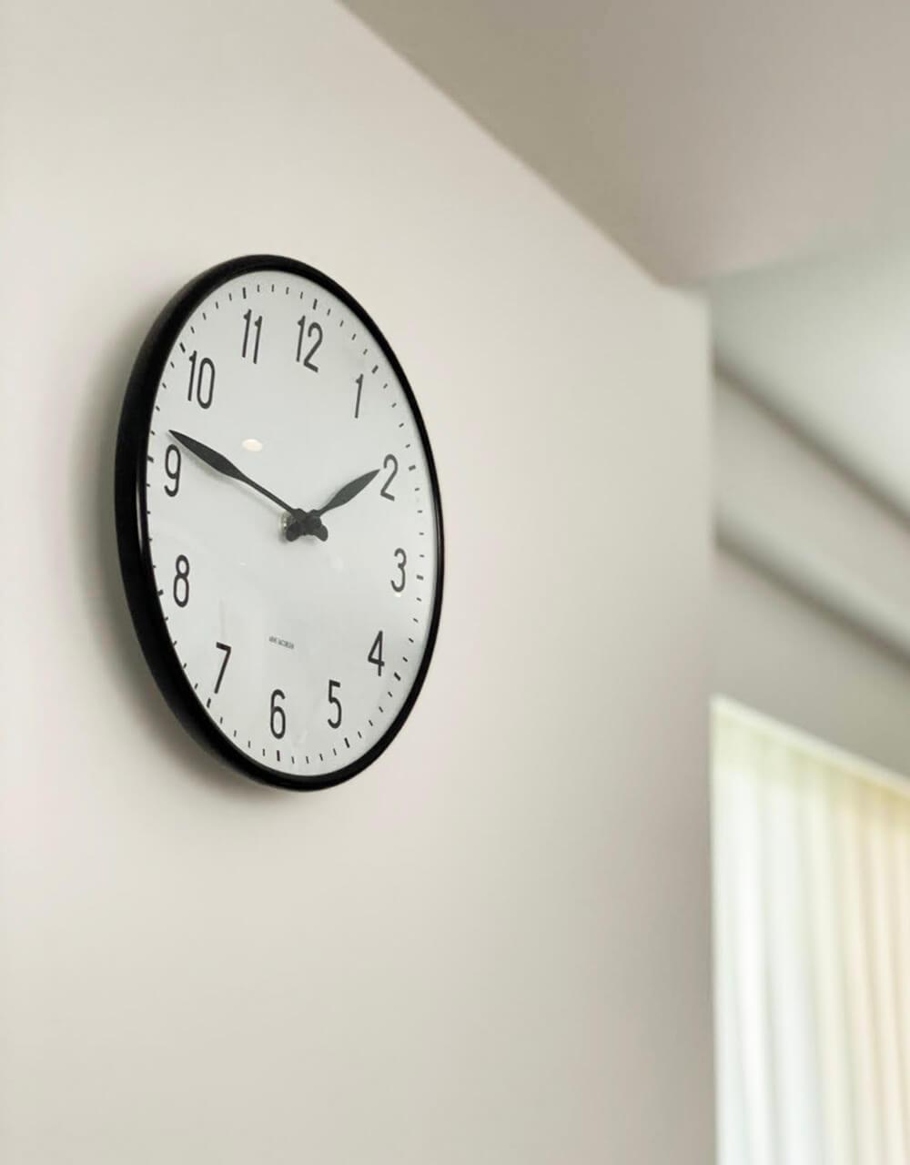 福田麻琴さんのおうち時計2