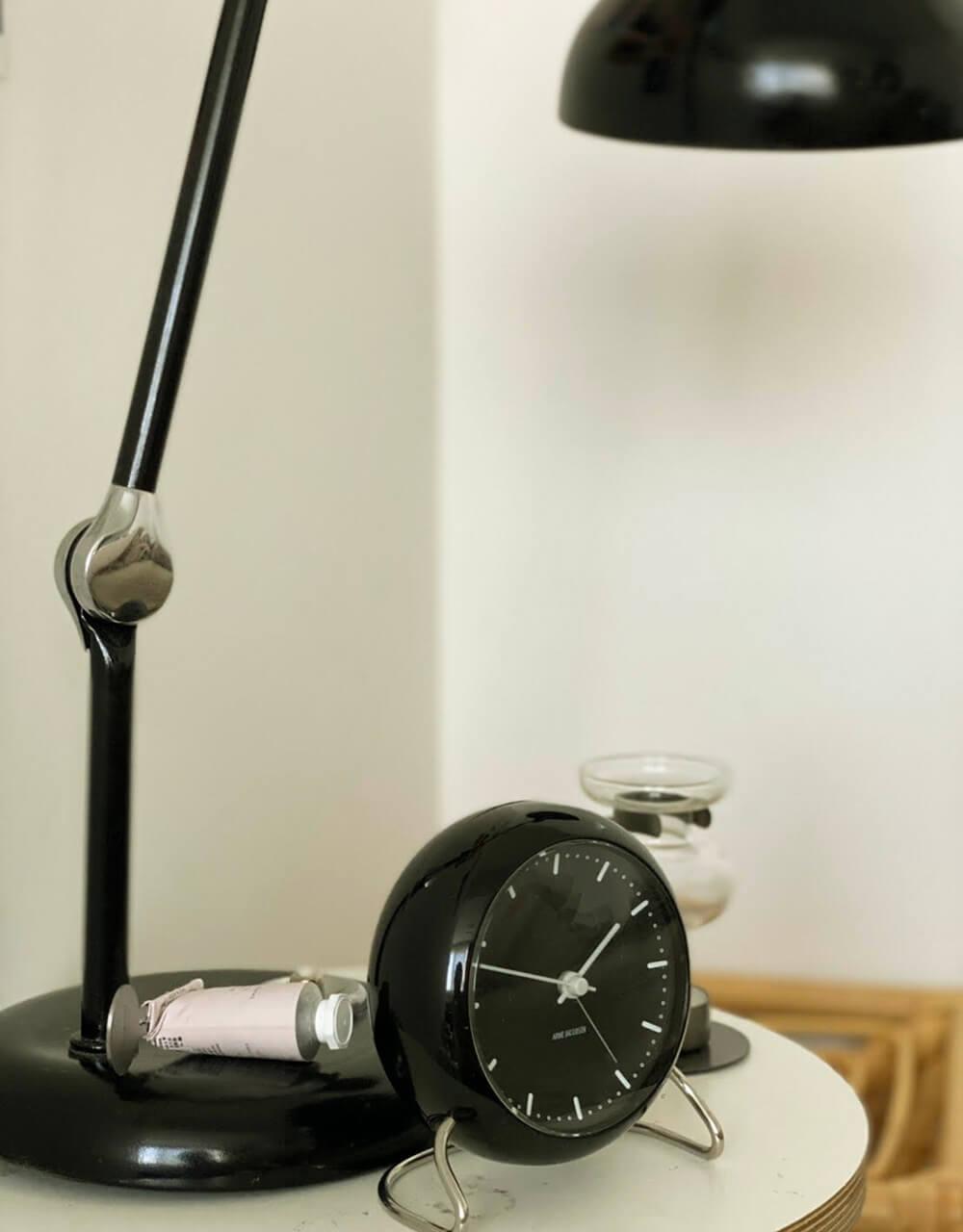 福田麻琴さんのおうち時計1