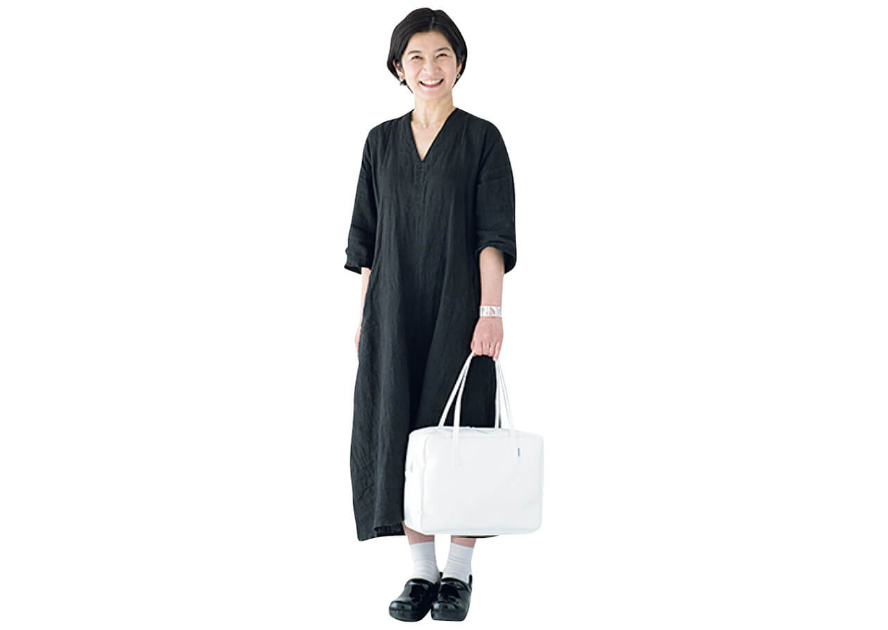 「hal」店主 後藤由紀子さん