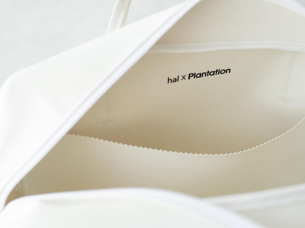 Plantation プランテーション hal×Plantation エナメルボストン