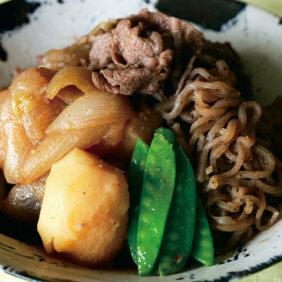 「肉じゃが」レシピ/ワタナベマキさん