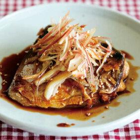「サバの照り焼き」レシピ/ワタナベマキさん