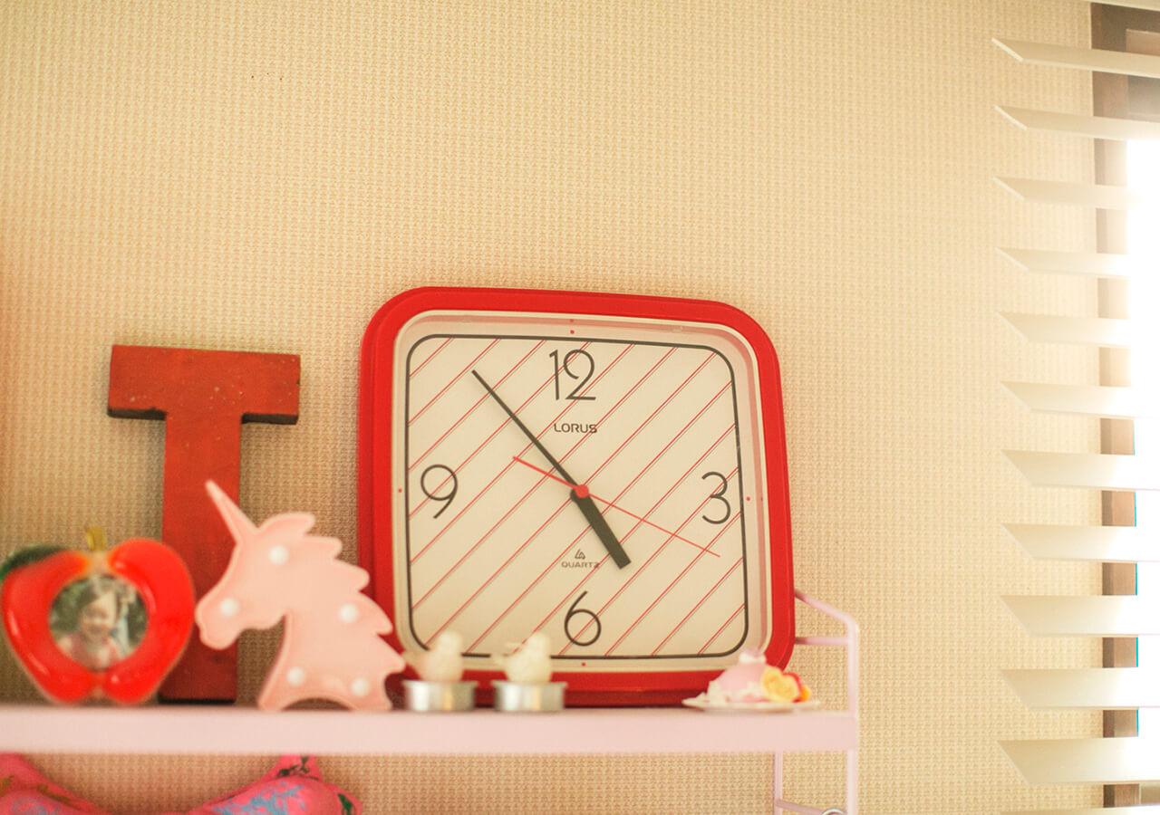 須藤敬一さんのおうち時計2