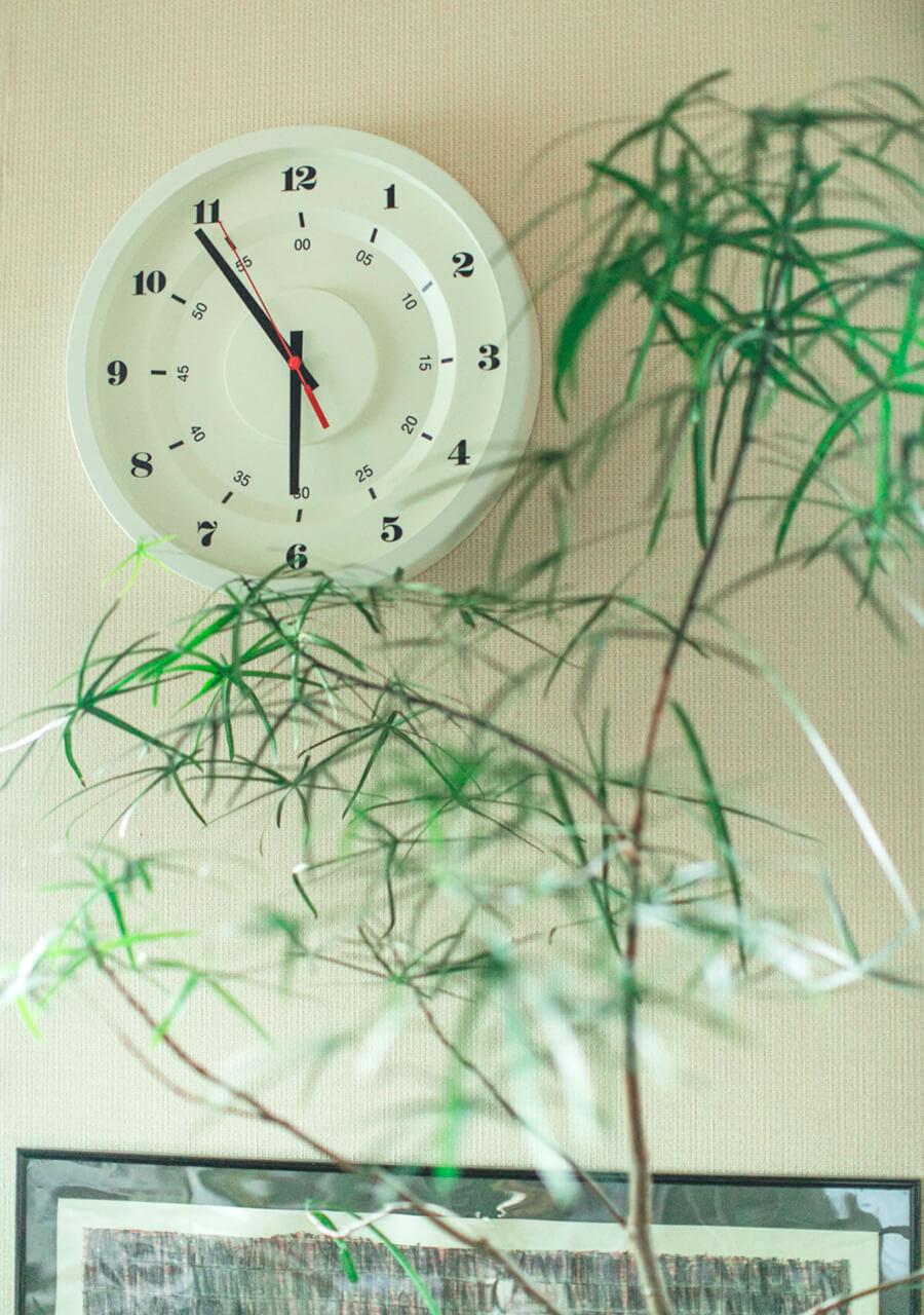 須藤敬一さんのおうち時計4