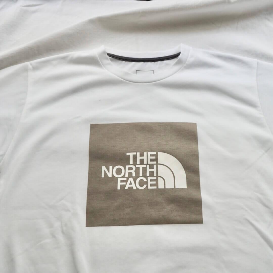 【親子でザ・ノース・フェイス】ロゴTシャツがお気に入りです!