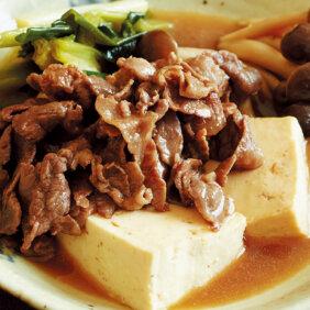 アイキャッチ画像:フライパンで「肉豆腐」レシピ/小林まさみさん
