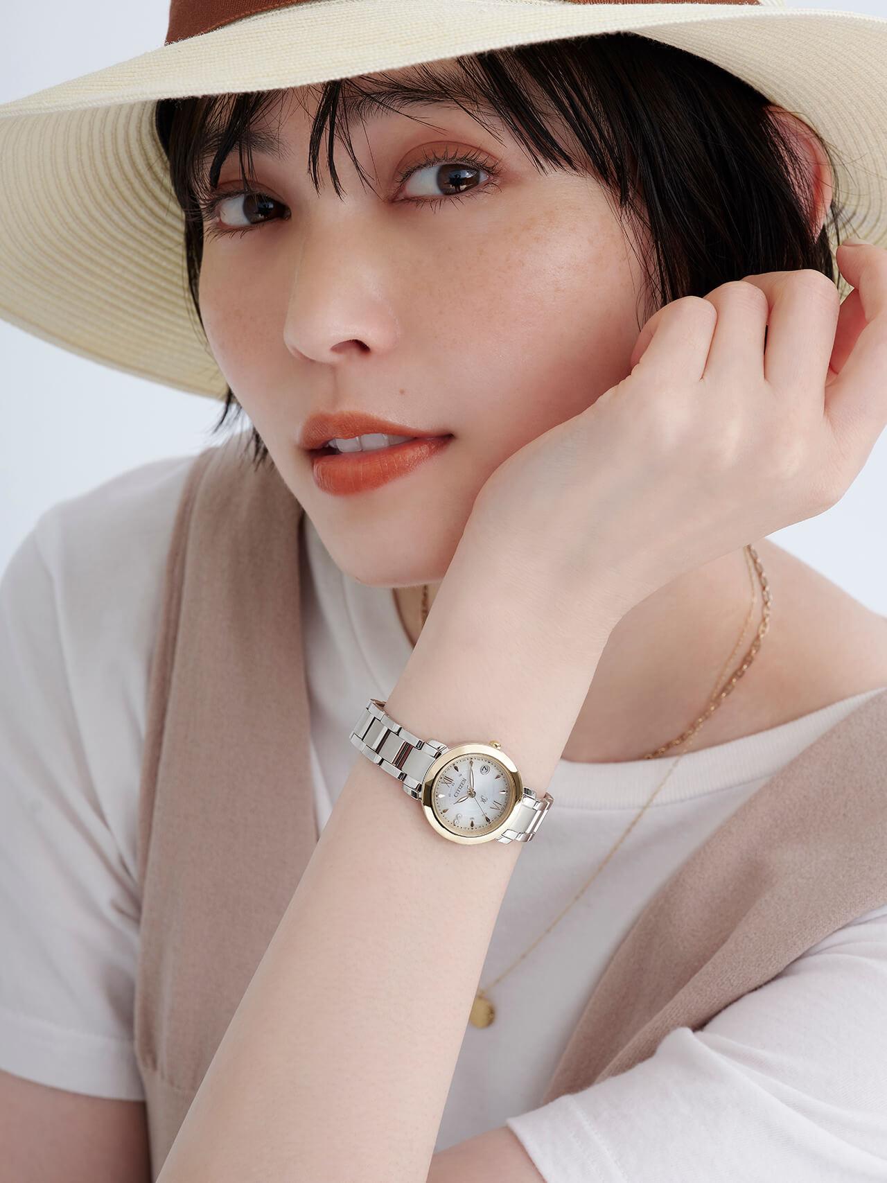 地球にやさしいアクションにも注目。幸せの黄色いバラをもらえるスペシャルな腕時計