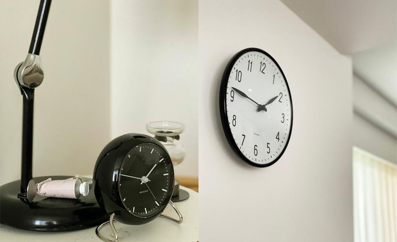 福田麻琴さんのおうち時計