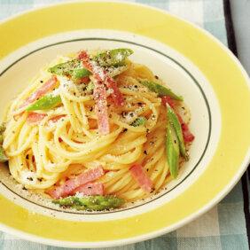 アイキャッチ画像:フライパンひとつで「カルボナーラ」レシピ/きじまりゅうたさん