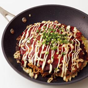 アイキャッチ画像:フライパンひとつで「広島焼き風」レシピ/きじまりゅうたさん