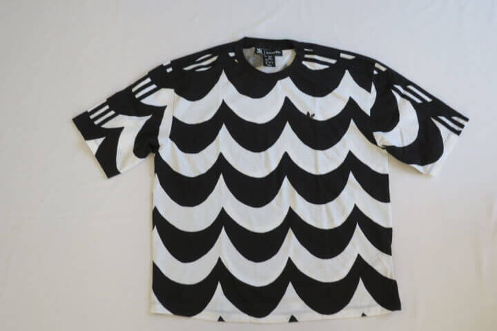 【adidas×MarimekkoコラボTシャツ】を2人がカブり買い!【2021夏・おしゃれ上手のリアル購入品】