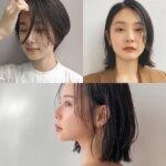 【大人ヘア5選】40代・30代向け「長め前髪スタイル」で夏は涼しげに!【2021・人気の髪型】