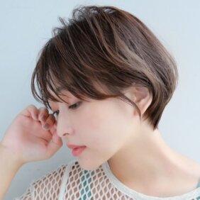 『大人のなめらかショート』はカジュアルなのにキチンとした髪の美しい流れとメリハリがコミット