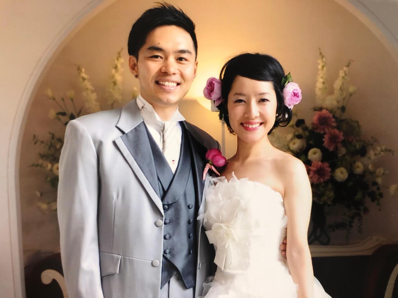 池田清子さん祐樹さん夫妻