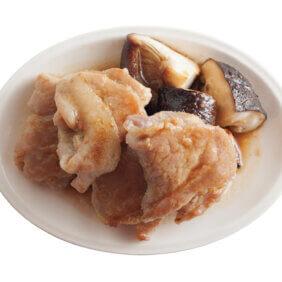 「豚肉としいたけのコロコロ焼き」レシピ/ワタナベマキさん