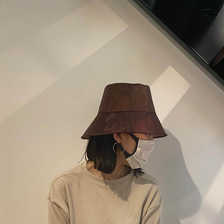 ラ メゾン ド リリスのGRASS POT HAT