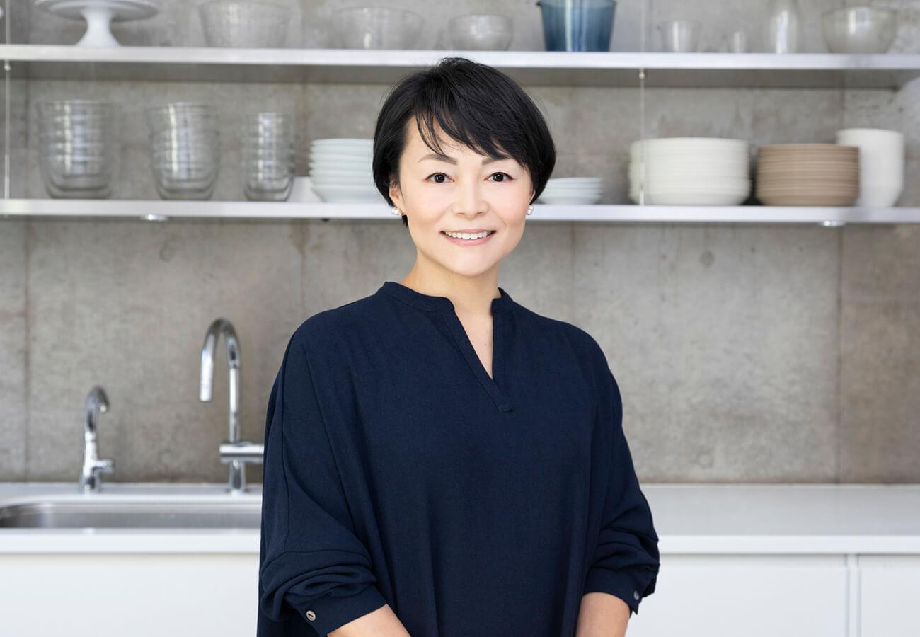 料理研究家 藤井 恵さん