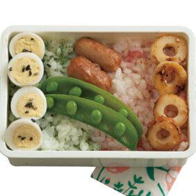 「簡単ちらし弁当」レシピ/ワタナベマキさん