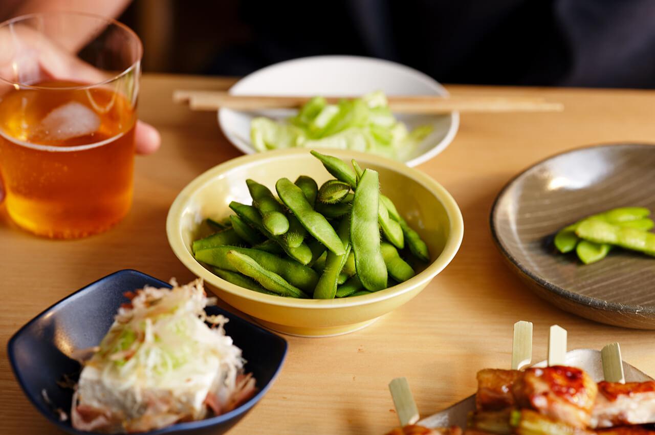 「枝豆」レシピ/和田明日香さん