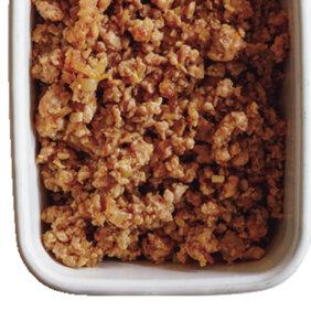 アイキャッチ画像:「鶏ひき肉の台湾風そぼろ」レシピ/ワタナベマキさん