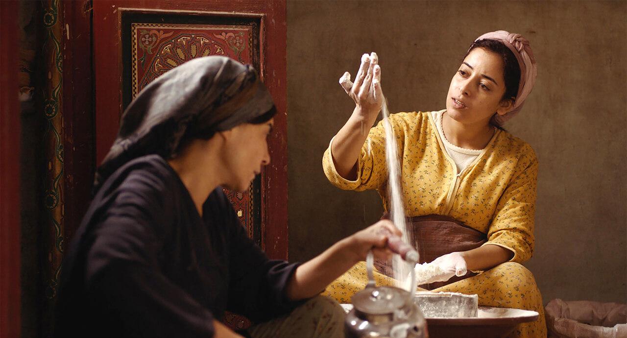 『モロッコ、彼女たちの朝』