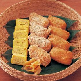 「いなりずし2種」レシピ/行正り香さん