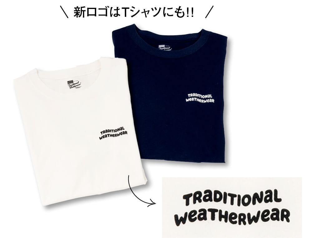 新ロゴはTシャツにも!!