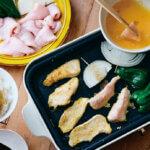 「鶏むねのピカタ焼き肉」レシピ