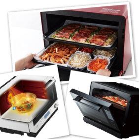 【優秀オーブンレンジ3選】複数自動調理など忙しいときに頼れる機能満載!