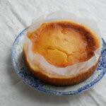 【レシピ紹介】栗原はるみさんの「ベイクドチーズケーキ」を作ってみました!