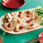 「鶏むねの鴨ロース風梅風味」レシピ/小林まさみさん