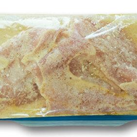 「鶏むねのレモンミルク漬け」レシピ/小林まさみさん