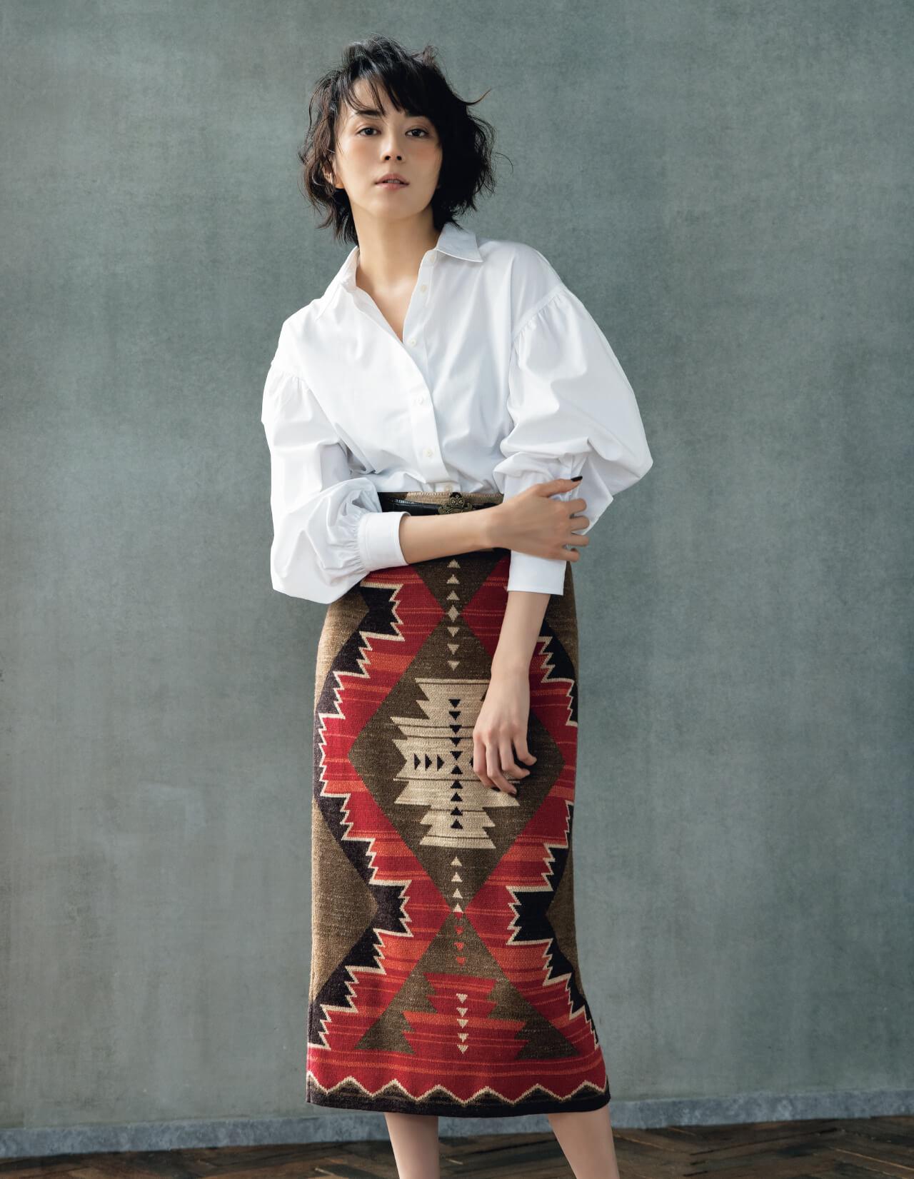 02 Pattern Skirt