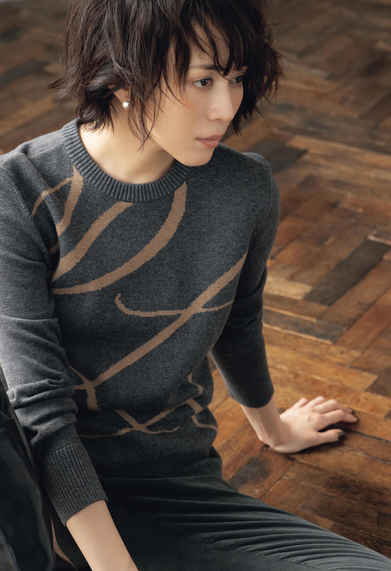 04 Intarsia Sweater