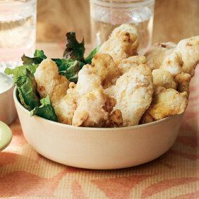 「鶏むねチキンナゲット」レシピ/小林まさみさん