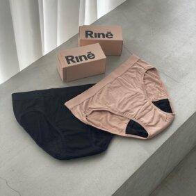 写真:Rinē(リネ)の吸水ショーツと箱