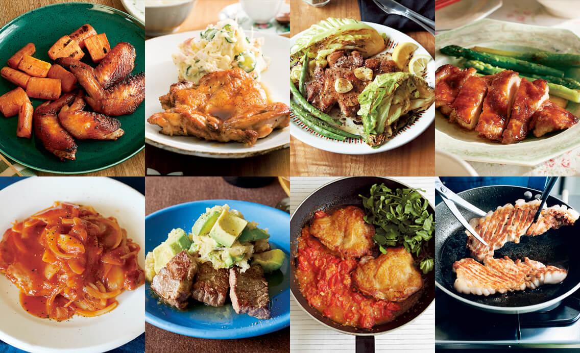 【究極の肉おかずレシピ8選】栗原はるみさん、コウケンテツさん……人気料理家の照り焼き・焼肉・ステーキ大集合!
