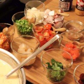 「具材13種類のタコ焼き」が楽しくておいしい!【休日おすすめごはん】