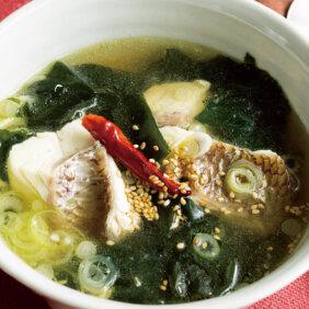 「タイのワカメスープ」レシピ/コウケンテツさん